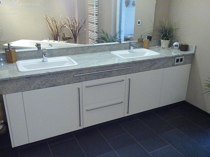Waschtisch - Waschtisch aus Granit